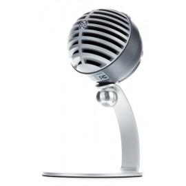 Motiv MV5 LTG - Дигитален, USB микрофон за запис, светло сив